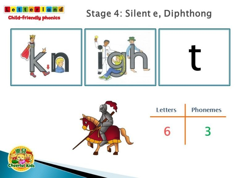 How to spell knight?