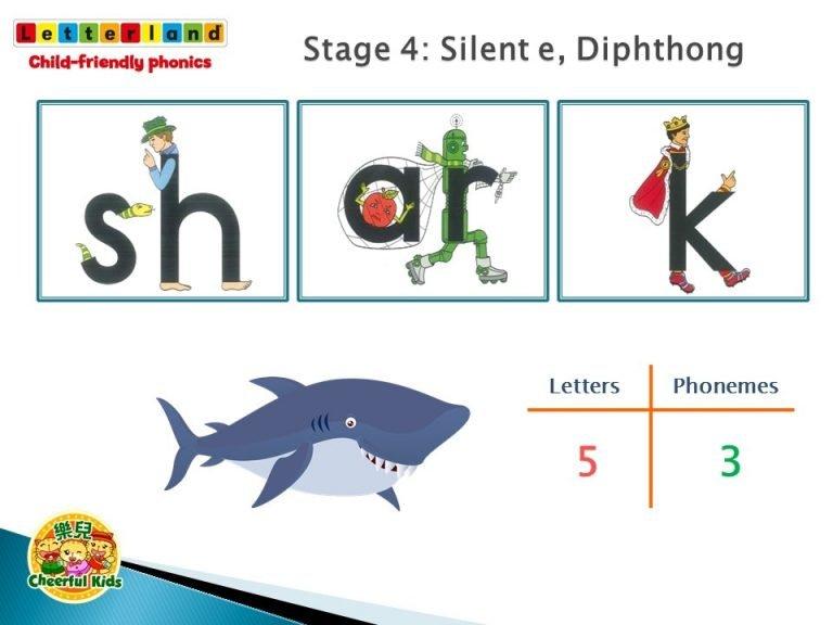 How to spell shark?