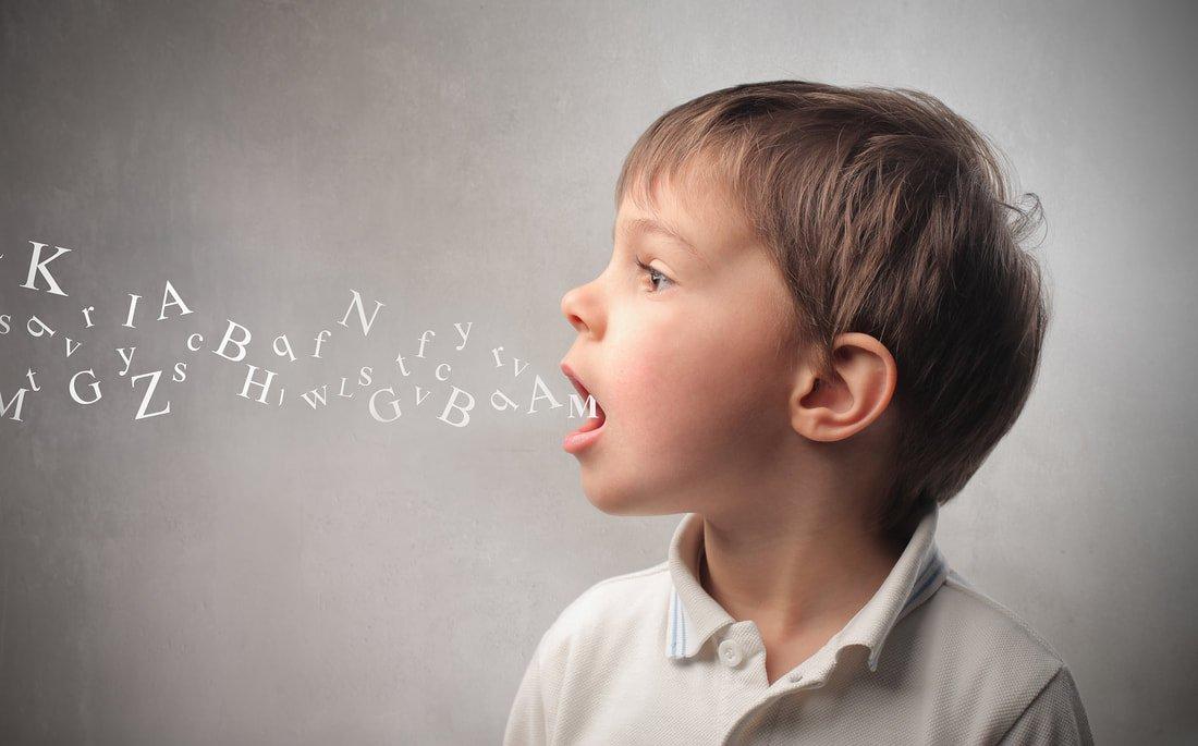 bigstock child speaking and alphabet le 18001274 orig