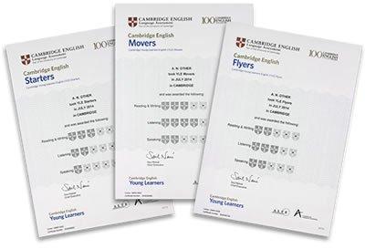certificates orig