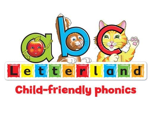 letterland logo orig
