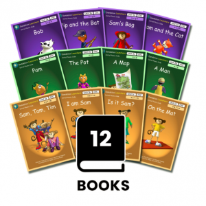 letterland phonics to read phonicbooks 1