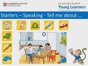 starters speaking part orig